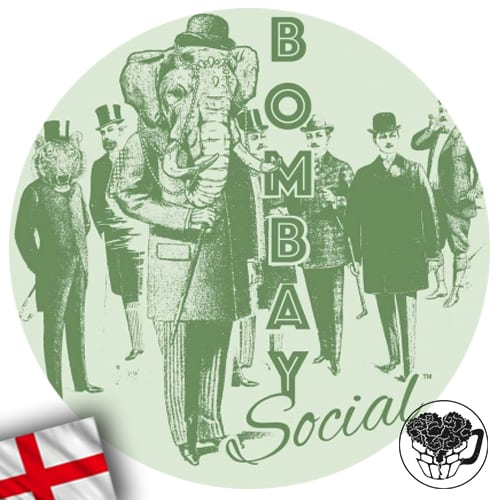 Brewery of Angels & Demons - Bombay Social - 3.8% Pale Ale - Craft Beer KeyKeg (52 pints) - England Image