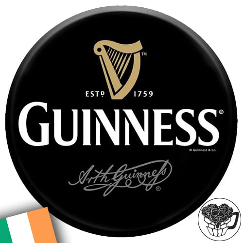 Guinness - 4.2% Stout - Craft Beer Keg (88 Servings) - ROI Image