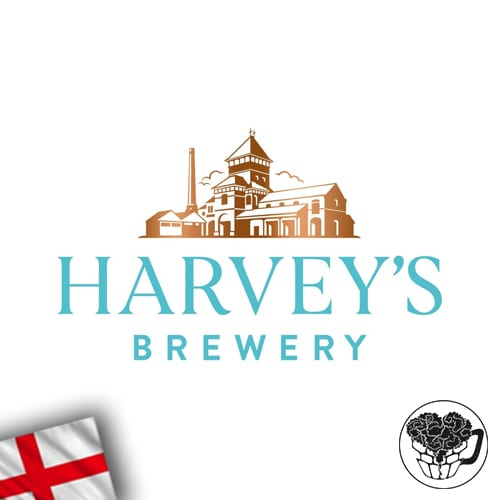 Harveys - Best Bitter - 4.0% Bitter - Premium Real Ale Cask (70 Servings) - England Image