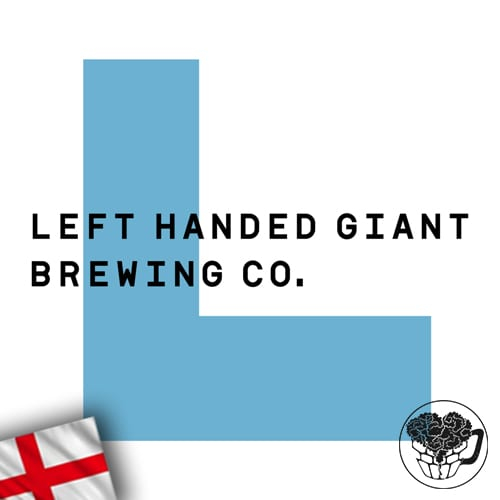 Left Handed Giant - Cheeseburger Cavalry - 6.8% Pale Ale - Craft Beer Keg (52 Servings) - England Image