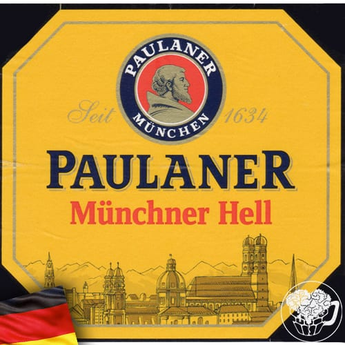 Paulaner - Munchner Hell - 4.9% Lager - Premium Beer Keg (88 Servings) - Germany Image