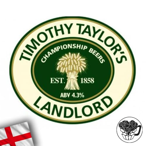 Timothy Taylor - Landlord - 4.3% Pale Ale - Craft Real Ale Cask (70 Servings) - England Image