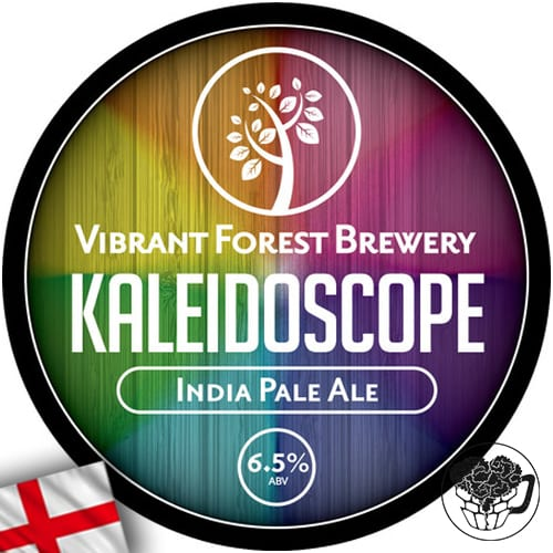 Vibrant Forest - Kaleidoscope - 6.5% Pale Ale - Craft Beer KeyKeg (52 Servings) - England Image