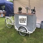 Craft Beer Keg Mobile Bar Build Tap Dispenser Kent